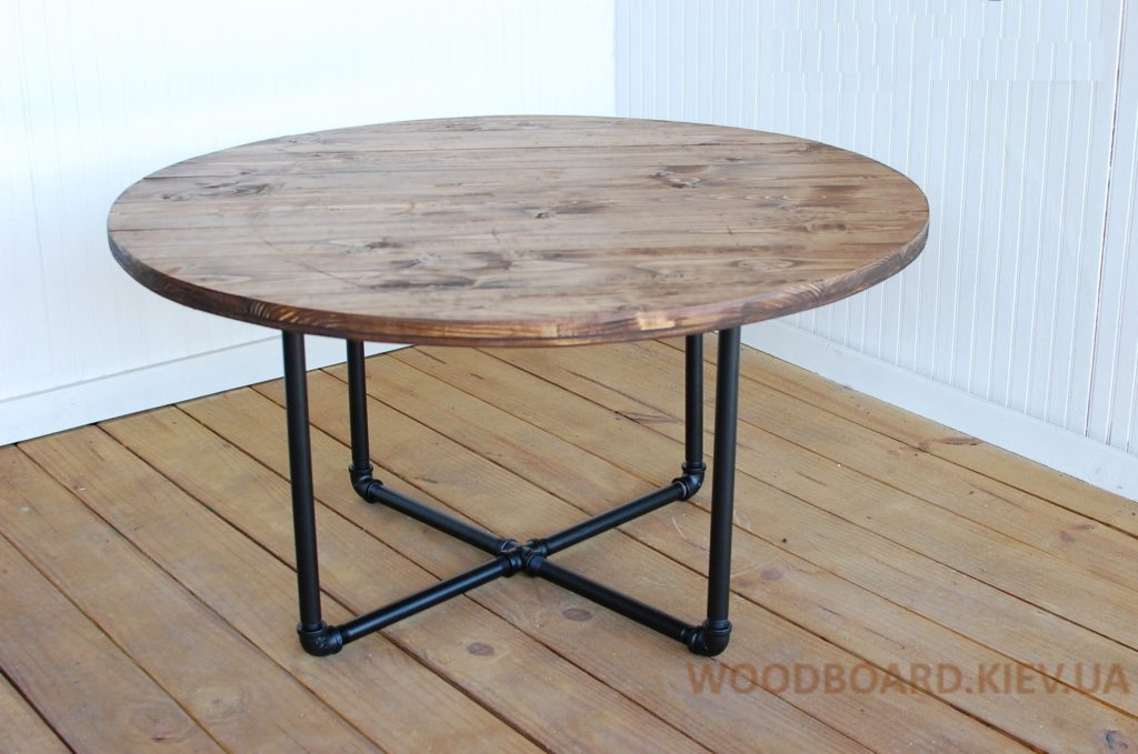 Столы из дерева на заказ